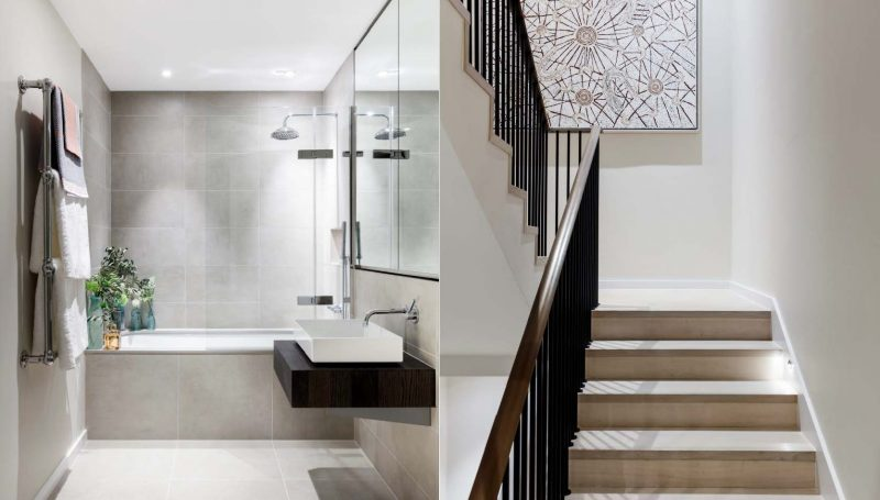 Bathroom Stairs